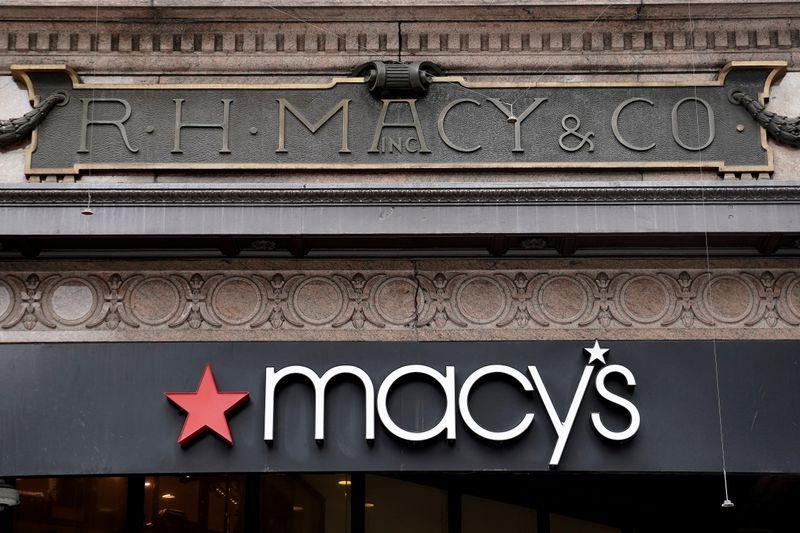Resurgent virus cases cast shadow over Macys holiday outlook