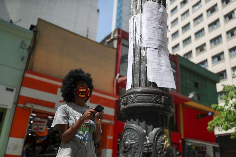 Brazil unemployment rate hits record high 146 as people return to look for work