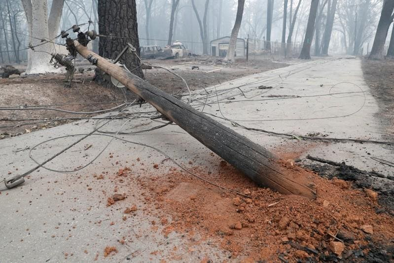 Wildfires pose threat to California climate goals, officials say