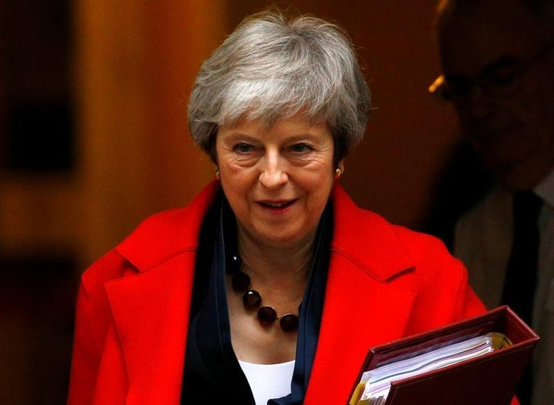 Scottish Parties Unite To Slate Theresa May's Brexit Deal In Edinburgh Parliament