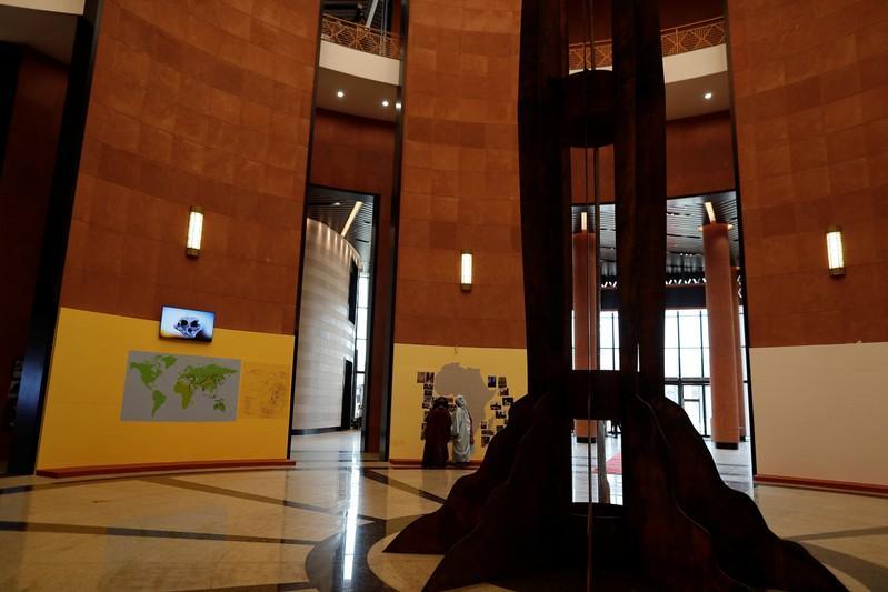 Senegal opens new art museum honouring black civilization