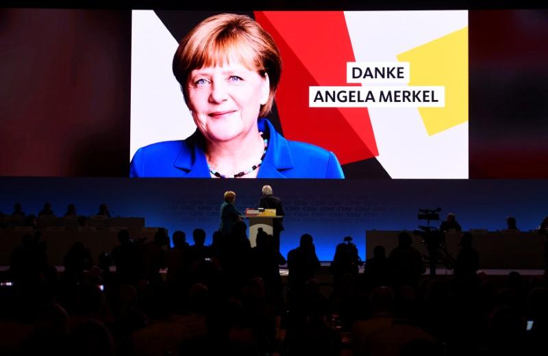 Merkel protege Kramp-Karrenbauer succeeds her as German CDU leader