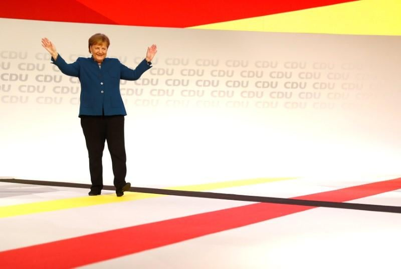 Merkel ally Kramp-Karrenbauer elected new CDU leader