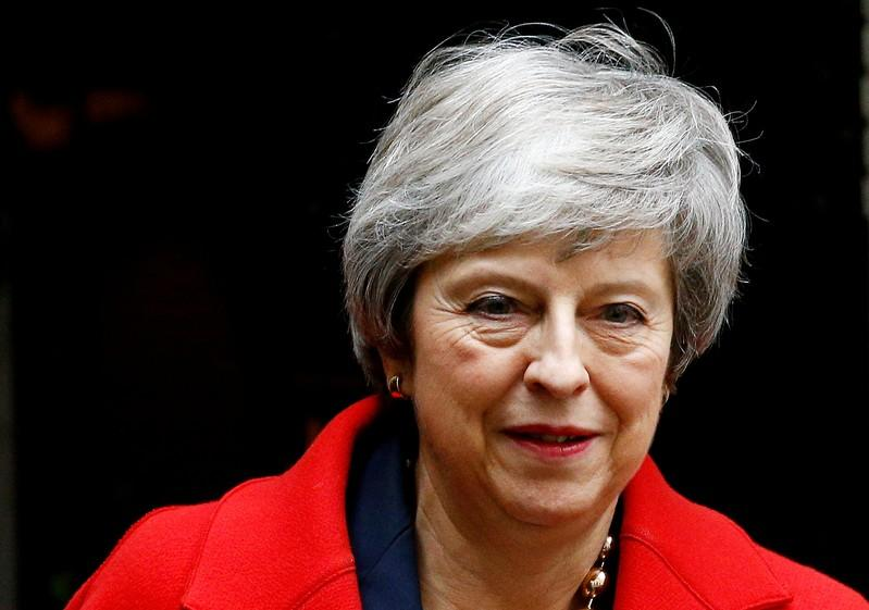 UK cabinet minister floats 'Plan B' before key vote on May's Brexit deal