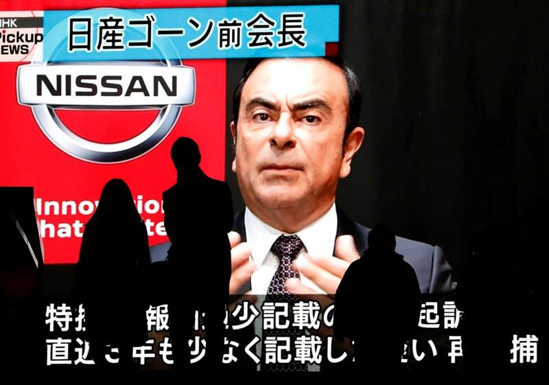 Exclusive: Nissan, ex-chairman clash over Rio apartment filled with art, cash