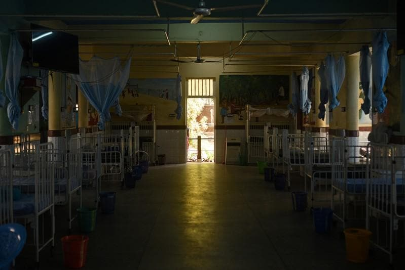 Sierra Leone's sick suffer untreated as doctors strike