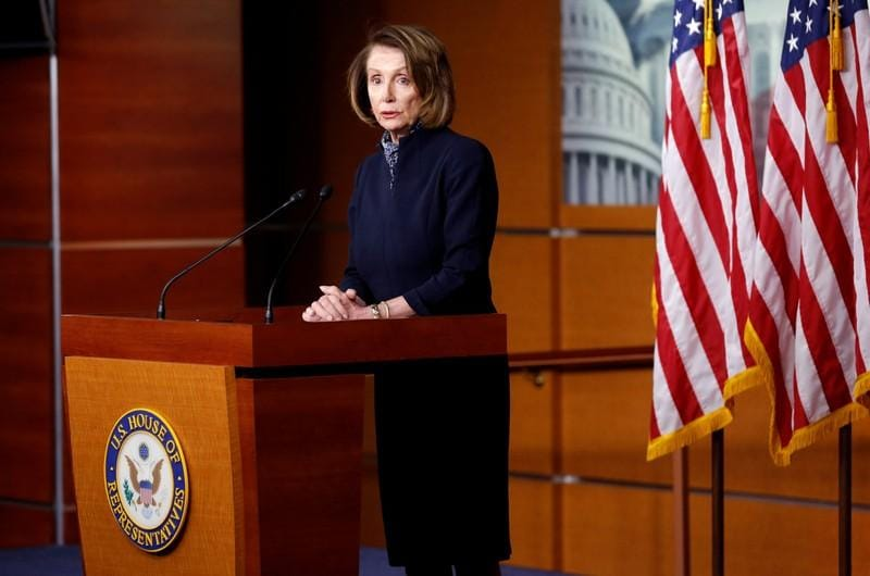 Pelosi wins over critics by agreeing to 4 years as House speaker