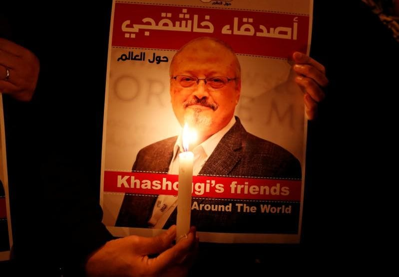 U.S. Republicans set resolution blaming Saudi prince for journalist's death