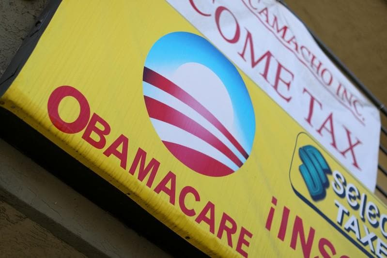 Trump Hails Judge's Ruling Against Obamacare
