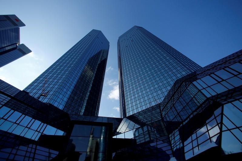 Qatar considering increasing its stake in Deutsche Bank Handelsblatt