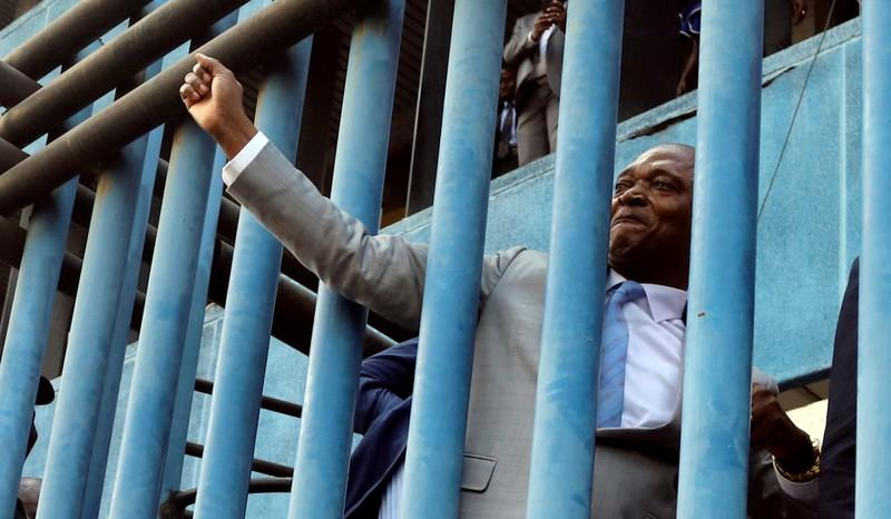 In presidential election, Congo seeks first democratic transfer of power