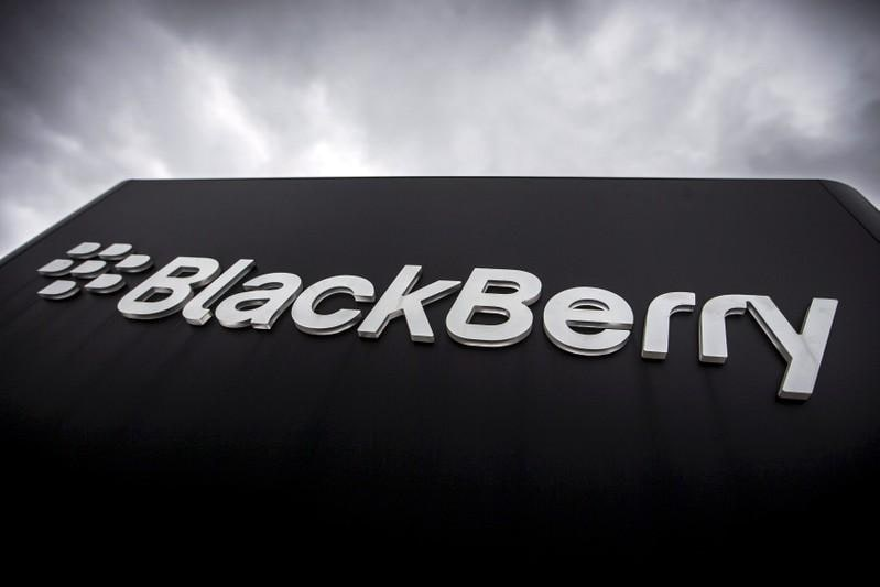 BlackBerry profit, revenue beat as bets on emerging tech pay off