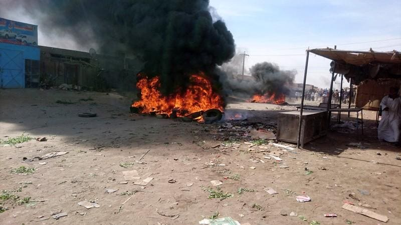 Eight killed as price protests spread in Sudan