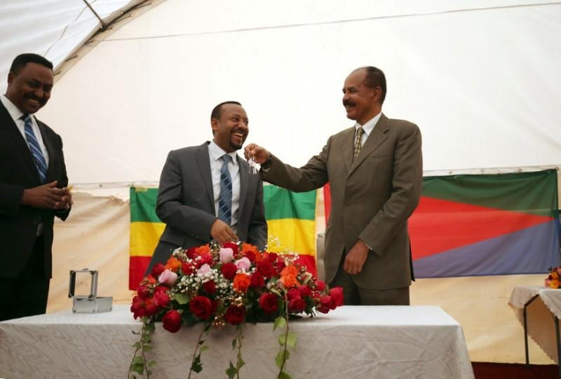 Eritrea closes border crossing to Ethiopians residents say