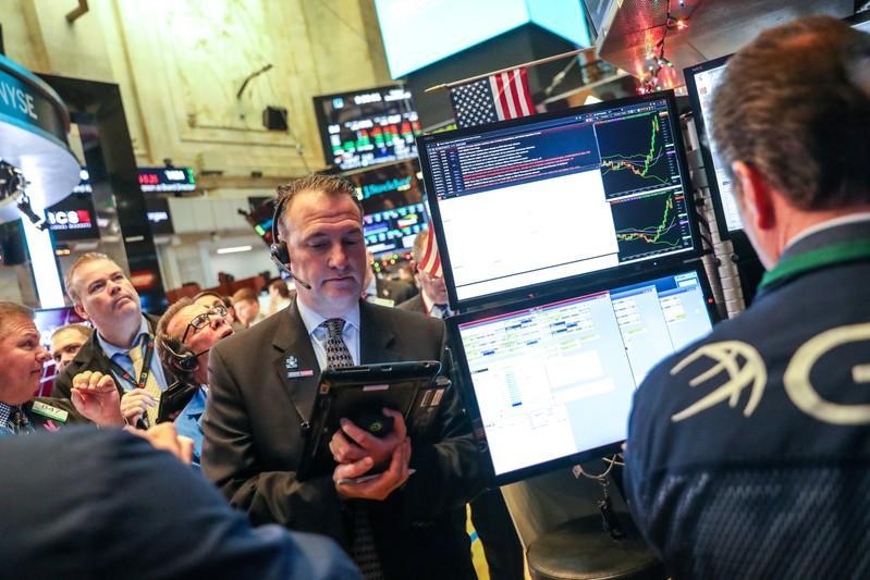 Wall Street Week Ahead: defensive stocks top 2019 playbooks