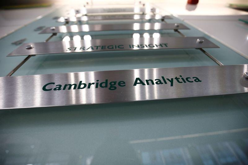 U.S. FTC finds Cambridge Analytica deceived Facebook users- Technology News, Firstpost