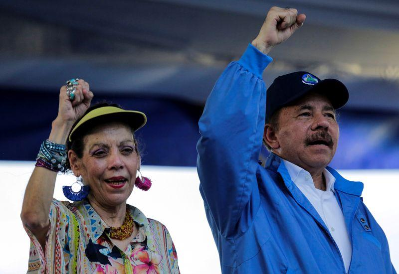 US imposes sanctions on son of Nicaraguas president