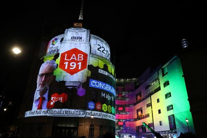 After exit poll Labour says it is too early to call election result
