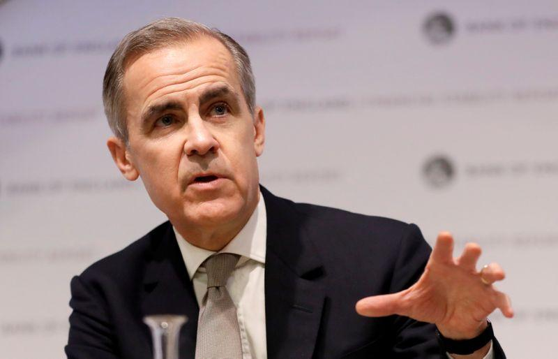 Explainer What BoE audio leak says about the information arms race in markets
