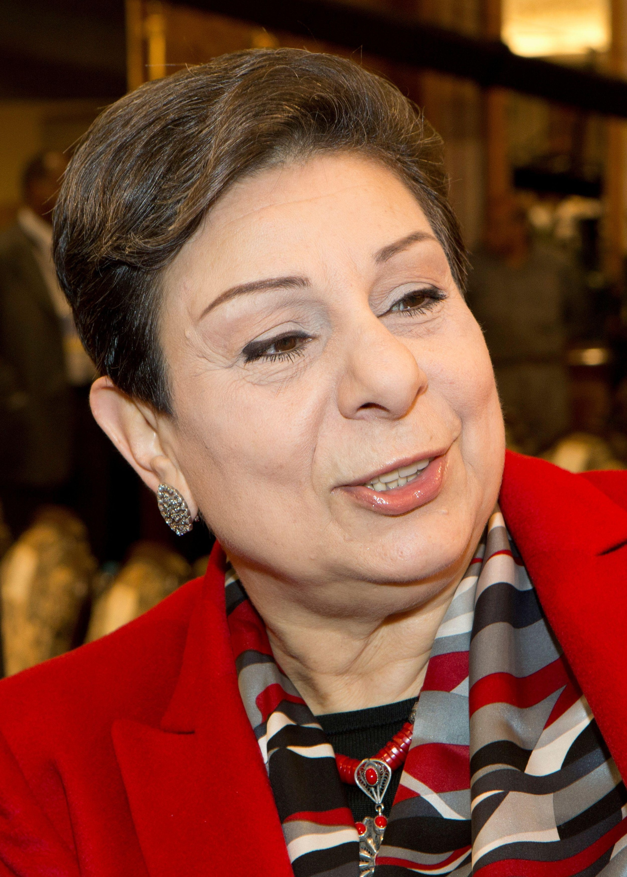 Senior PLO official Ashrawi resigns calls for Palestinian political reforms