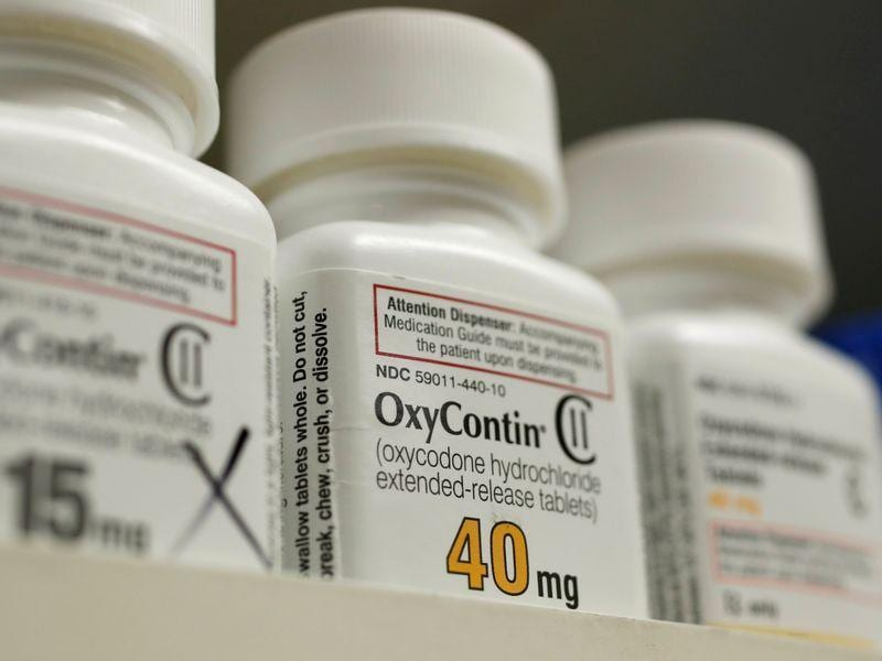 Exclusive Two Sacklers behind OxyContin maker to appear before US House panelcongressional memo